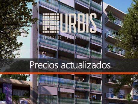 Apartamento 1 Dormitorio Tres Cruces Unico Con Parrillero