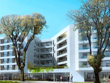 Venta Apartamento Tres Cruces, 1 Dormitorio, Grand Boulevard