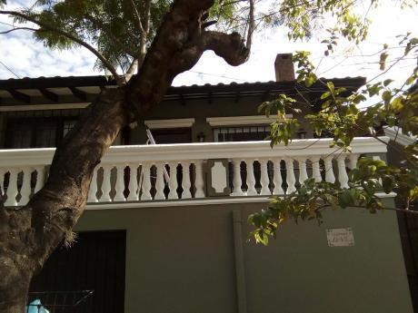 Casa Para Oficina En Villa Morra
