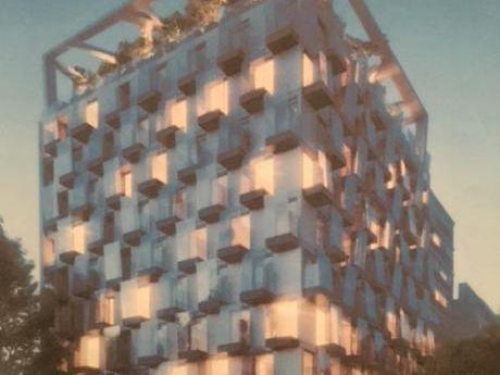 Apartamento  De Un Dormitorio En Construcción, Entrega 2019
