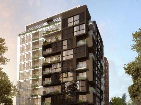 Apartamento De 2 Dormitorios, Con Excelente Vista Al Mar En Distrito Las Artes