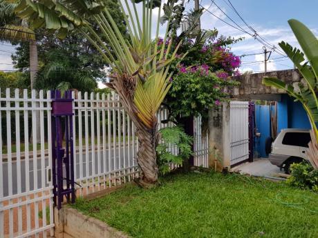 Vendo Casa En Barrio Mcal. Estigarribia