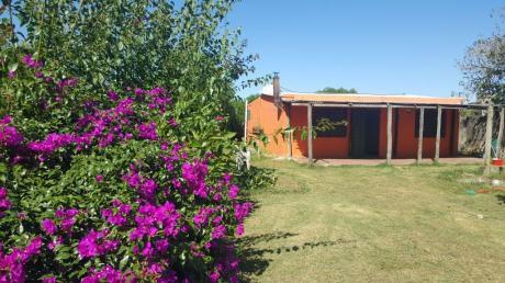 """Vendo Casa Con 1000mts A 5"""" De Aeropuerto De Carrasco S/ruta 101"""