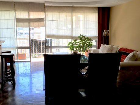 Venta Apartamento 3 Dorm Y Servicio Punta Carretas
