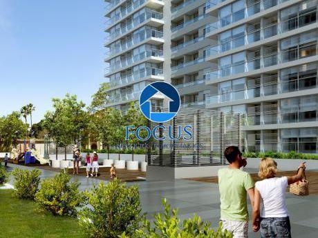 Apartamento 1 Dormitorio Con Terraza En Palermo - Gje Incluido