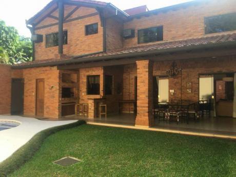 Vendo Hermosa Casa Amoblada En Fdo Zona Norte !!!residencial