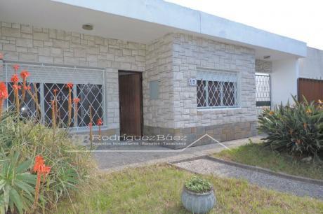 Casa Prado 3 Dormitorios, Gran Deposito De 64 M²