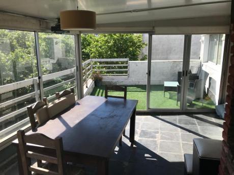 Oportunidad! Unico Penthouse En Pocitos Con Barbacoa Y Parrillero, 3 Dorm, 3 Bañ