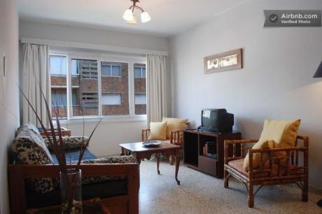 Alquiler Apartamento En Punta Del Este A 1 Cuadra De La Playa Península