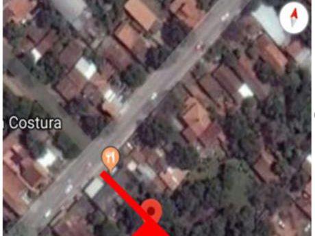 Vendo 1000 M2 En Zona Sur, Entrada Sobre Zavalacué