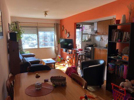 Apartamento Venta Buceo 3 Dormitorios Al Frente Piso Alto