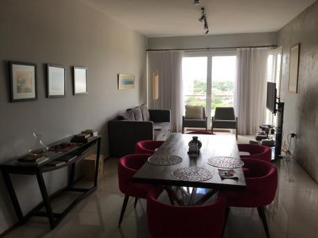Depto Amoblado De 2 Dormitorios - Av. Santa Teresa Z/ Paseo Galeria