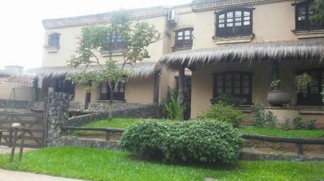 Vendo O Alquilo Hermosa Residencia En Ycua Sati