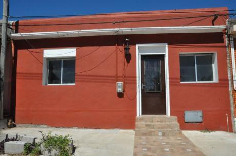 Casa Con Renta En Minas