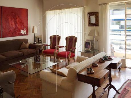 Impecable Apartamento A Pasos De La Rambla