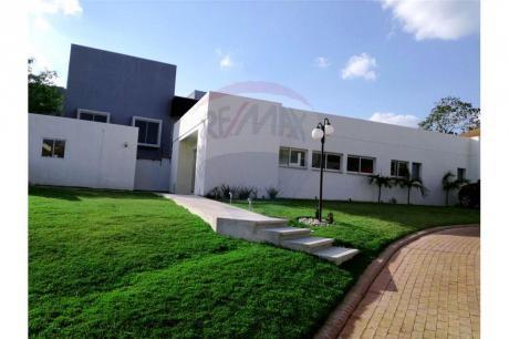 !hermosa Casa Estilo Mediterráneo En El Urubo¡ Vb