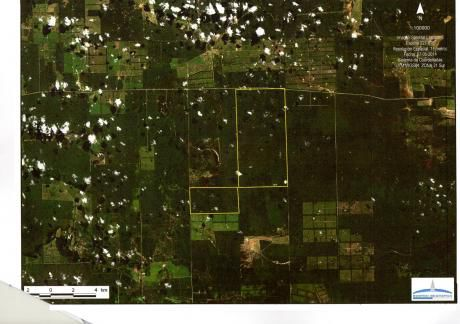 Vendo Campo De Casi 4.000 Hectareas - Zona General Diaz - Chaco Paraguayo