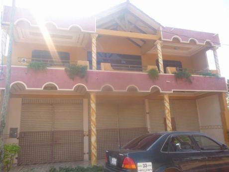 En Montero, En Venta Casa Comercial B/27 De Agosto