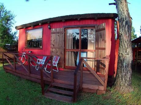Punta Del Diablo Alquilo Confortable Cabana Trato Directo