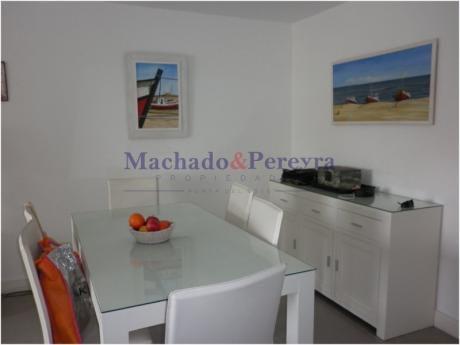 Apartamento De 2 Dormitorios 2 Baños Con Parrillero Propio