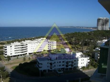 Apartamentos En Playa Mansa: Mci468a