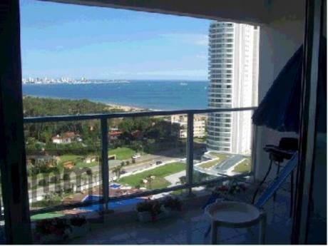Apartamentos En Playa Mansa: Mym2533a