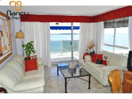 Apartamentos En Playa Mansa: Ngp119a