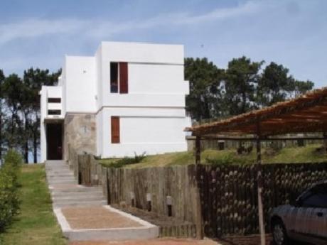 Casas En Punta Ballena: Pla5550c