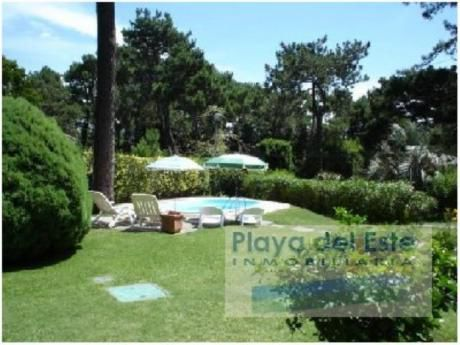 Casas En Cantegril: Pla5712c