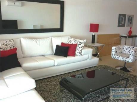 Apartamentos En Playa Brava: Pla6181a