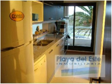 Apartamentos En Playa Brava: Pla7864a