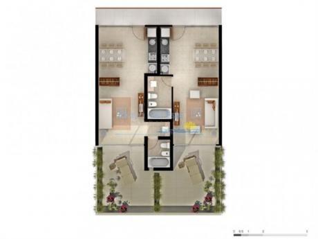Apartamentos En Península: Pla8558a