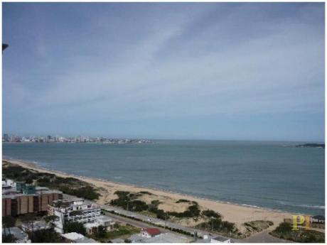 Apartamentos En Playa Mansa: Pti1629a