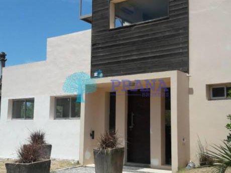 Casas En Manantiales: Prn196c