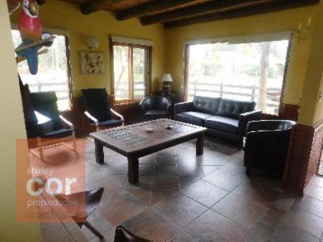 Casas En Punta Del Este: Shc373c