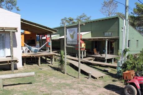 Casas Para Alquilar, Con Picina Comun En Punta Del Diablo