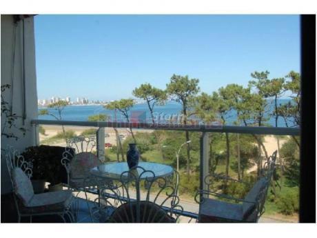 Apartamentos En Playa Mansa: Sya41a