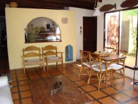 Casas En Playa Mansa: Trn257c