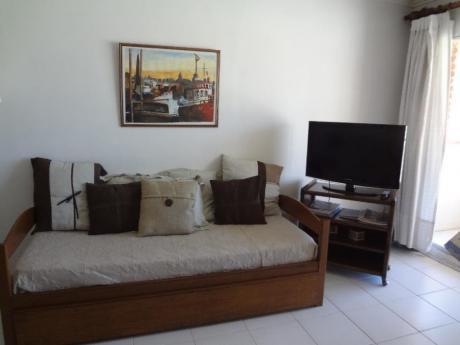 Apartamentos En Playa Mansa: Trn287a
