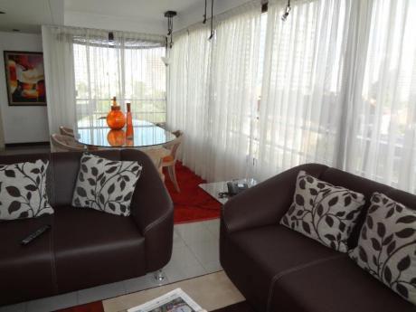 Apartamentos En Playa Mansa: Trn373a