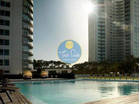 Apartamentos En Playa Brava: Tdp3525a