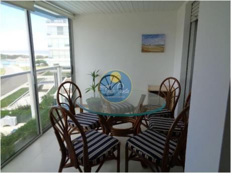 Apartamentos En Playa Brava: Tdp3695a