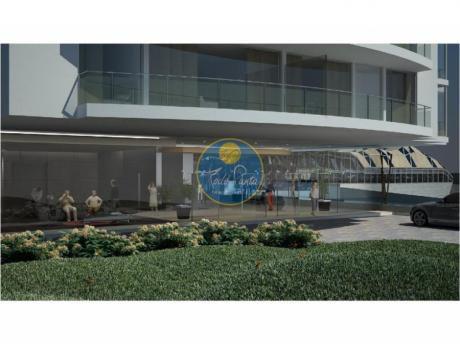 Apartamentos En Playa Brava: Tdp4128a