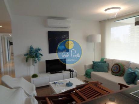 Apartamentos En Playa Brava: Tdp4841a