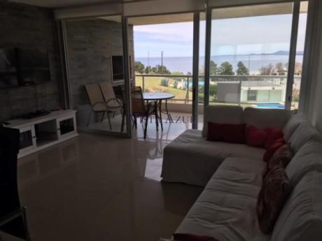 Apartamentos En Punta Ballena: Vaz5348a