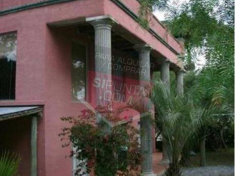 La Barra, Casa En Alquiler - Ref: 340