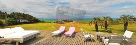 Casa Excepcional En Punta Ballena.  - Ref: 613