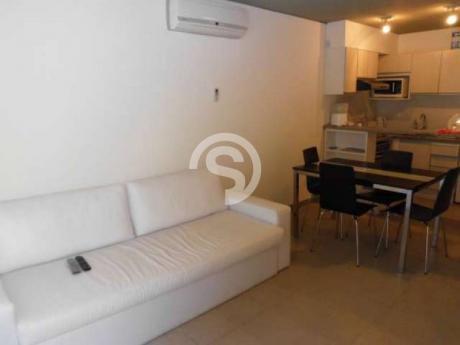 Apartamento En Manantiales, 1 Dormitorio