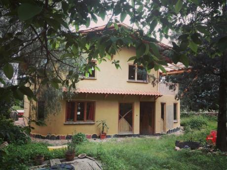 Casa Ecológica En Apote