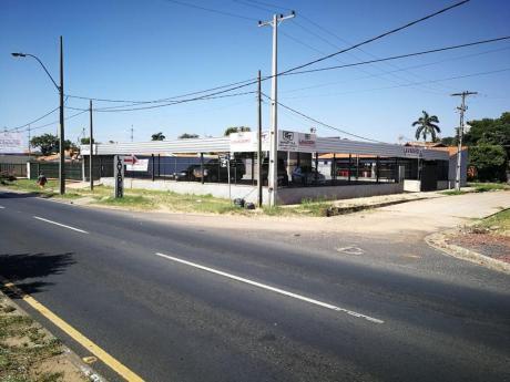 Playa De Vehiculos Y Lavadero